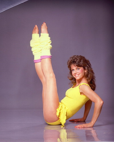 Jane Fonda Workout Photos. 1982 : Jane Fonda#39;s Workout