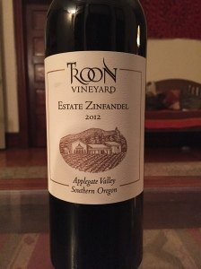 Zin? Oregon? Wha?