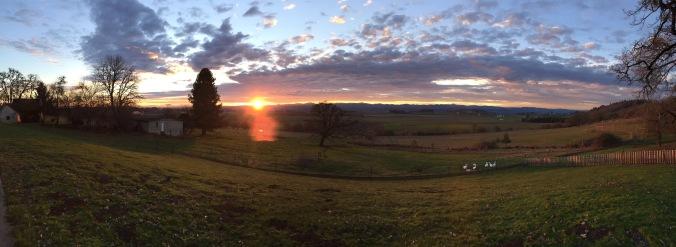 sunset 1.9.15