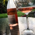 (this is an older photo, Patton Valley's Rosé was on tap this Saturday)